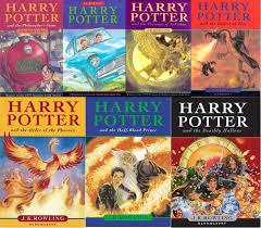 allllll harry potter books