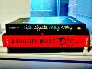 side effects and dorothy edit