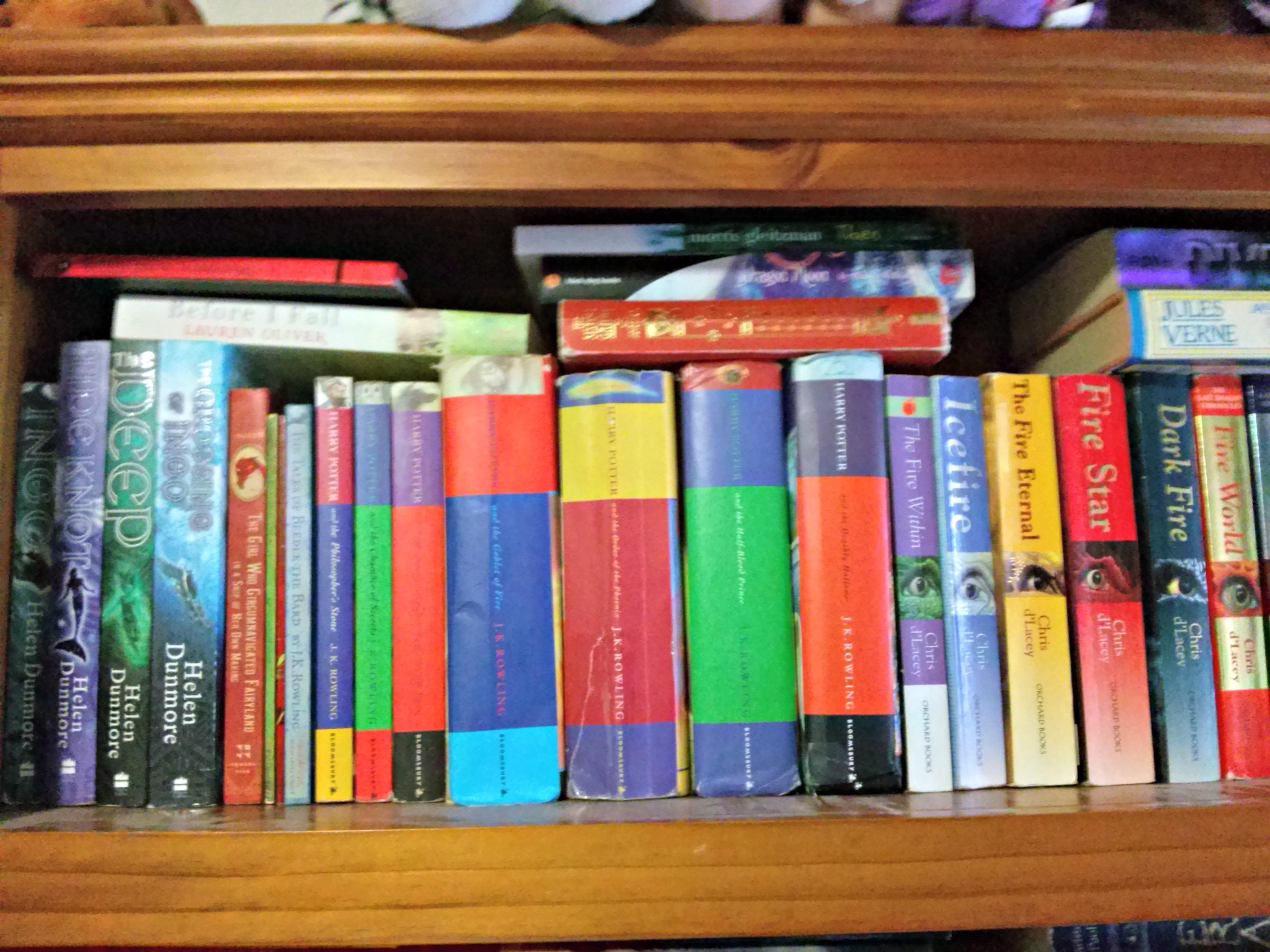 Bookshelf Tour Lots Of Pretty Books