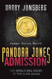 pandora jones admission
