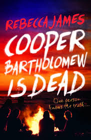 cooper b is dead